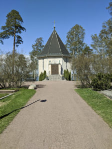 Read more about the article The cemetery island of Leposaari in Helsinki – a design review